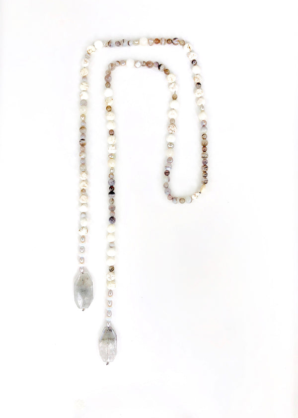 Marge Lariat Necklace