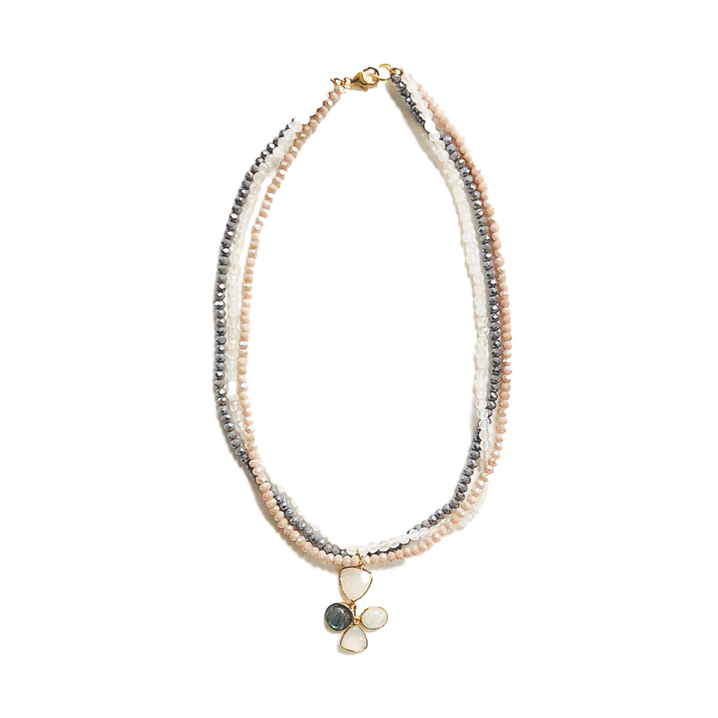Corinna Short Necklace