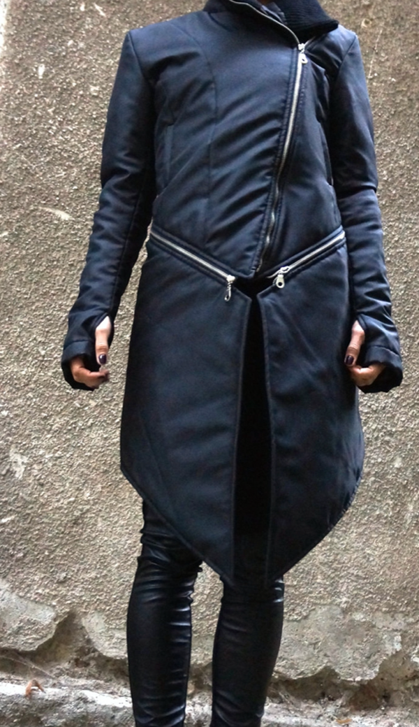 3/4 Length Winter Coat