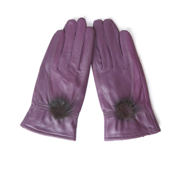 Supple Italian Leather Gloves