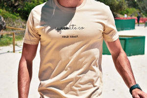 Staple T-Shirt - Male Sand edition