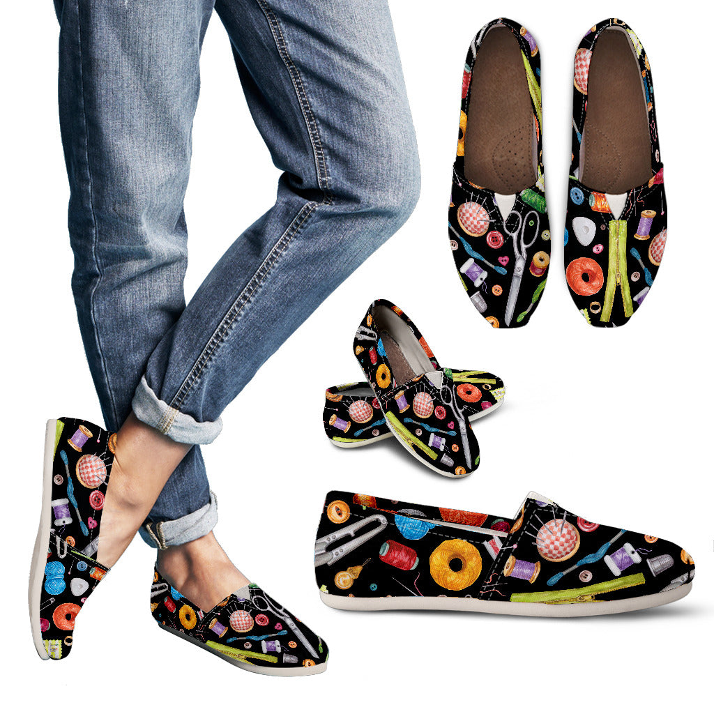 Sewing - Women's Casual Shoes