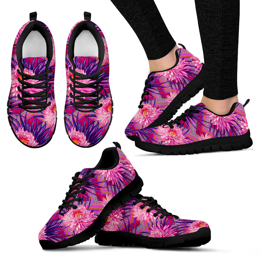 Flower Women's Sneakers