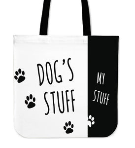 Dog's Stuff | My Stuff Tote