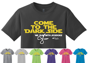 Come to The Dark Side Shirt