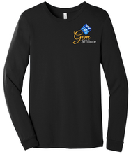 Load image into Gallery viewer, Black Long Sleeve