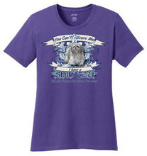 Load image into Gallery viewer, You Can't Scare Me I Have a Shih Tzu Shirt