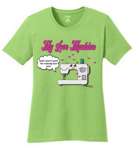My Love Machine Shirt