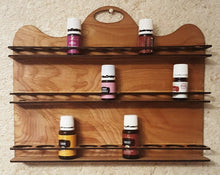 Load image into Gallery viewer, Essential oils storage, wall, medium