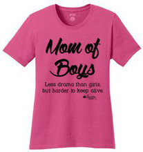 Load image into Gallery viewer, Mom of Boys Shirt