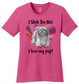 I Shih Tzu Not Shirt