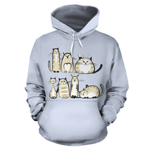 Load image into Gallery viewer, Funny Cat I Hoodie