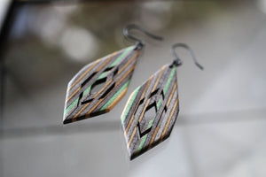 NOVA DANGLE EARRINGS