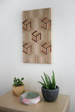 Load image into Gallery viewer, GEOMETRIC WALL ART