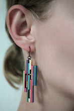 Load image into Gallery viewer, ENNIS DANGLE EARRINGS