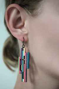 ENNIS DANGLE EARRINGS