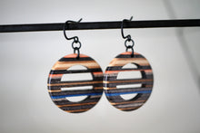 Load image into Gallery viewer, HORIZON DANGLE EARRINGS