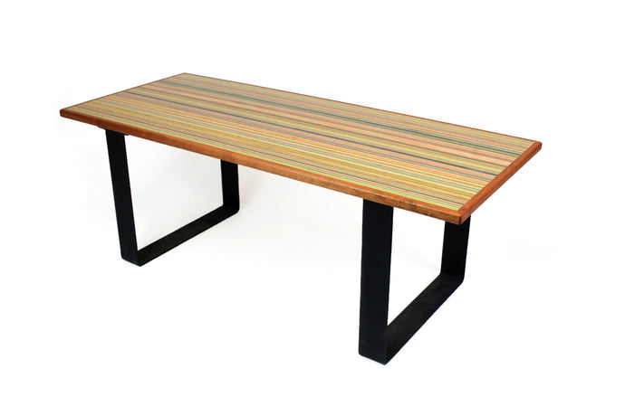 SLAB TOP COFFEE TABLE