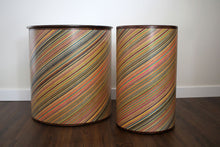 Load image into Gallery viewer, 'ROUND BOIS' END TABLE SET