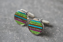 Load image into Gallery viewer, SKATEBOARD CUFFLINKS