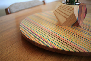 SKATEBOARD LAZY SUSAN