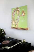 Load image into Gallery viewer, VINYL RECORD DISPLAY SHELF