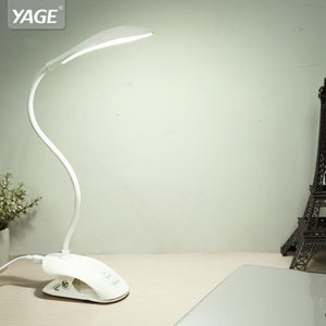 14 LED Table lamp with Clip Bed, Light LED Desk lamp, Desk Lamp