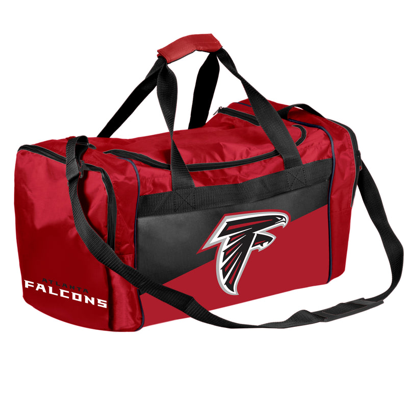 NFL Two Tone Core Duffle Bag Atlanta Falcons
