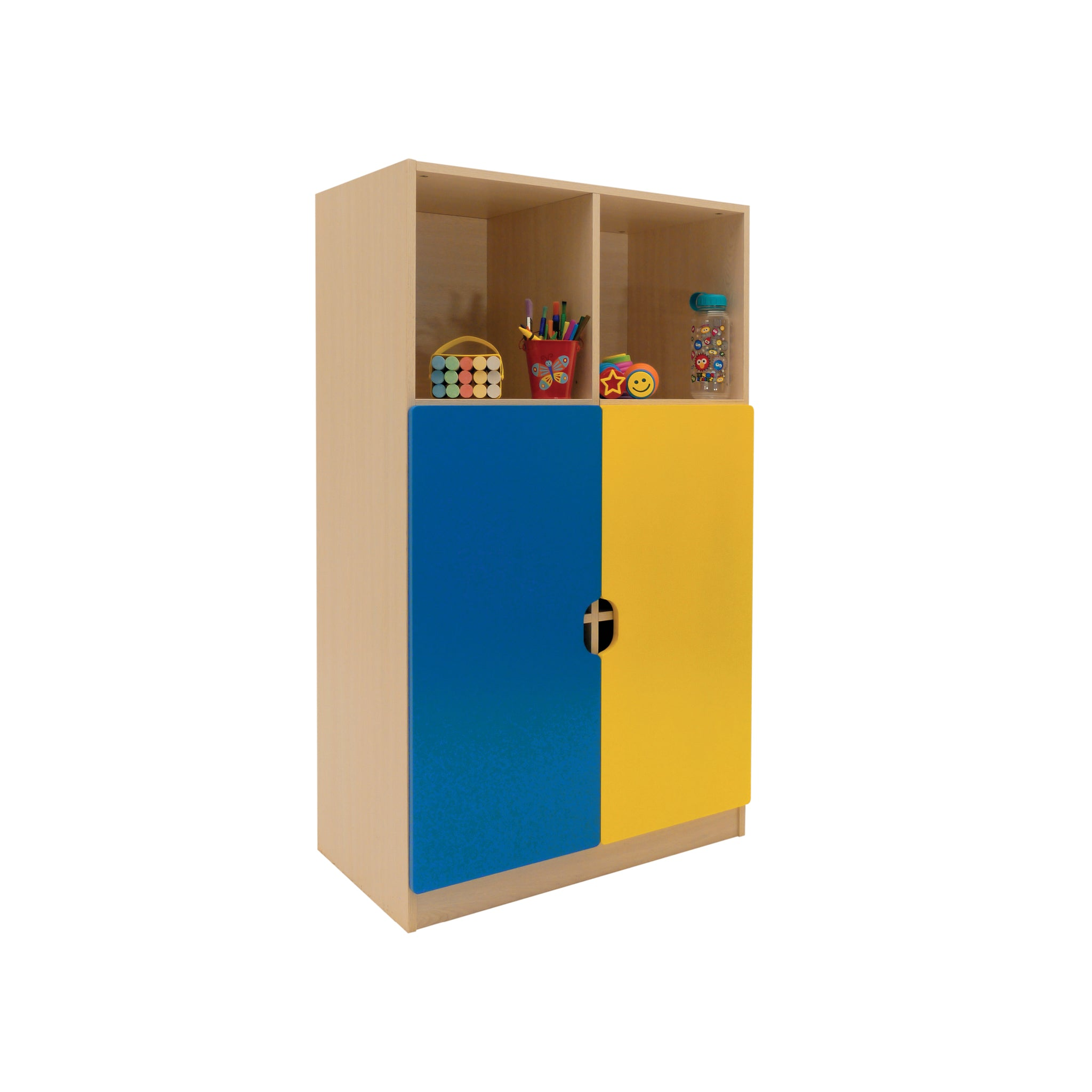 Hedcor 6 Compartment School storage unit