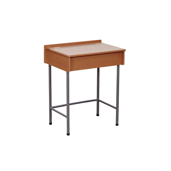 Hedcor box desk mdf single
