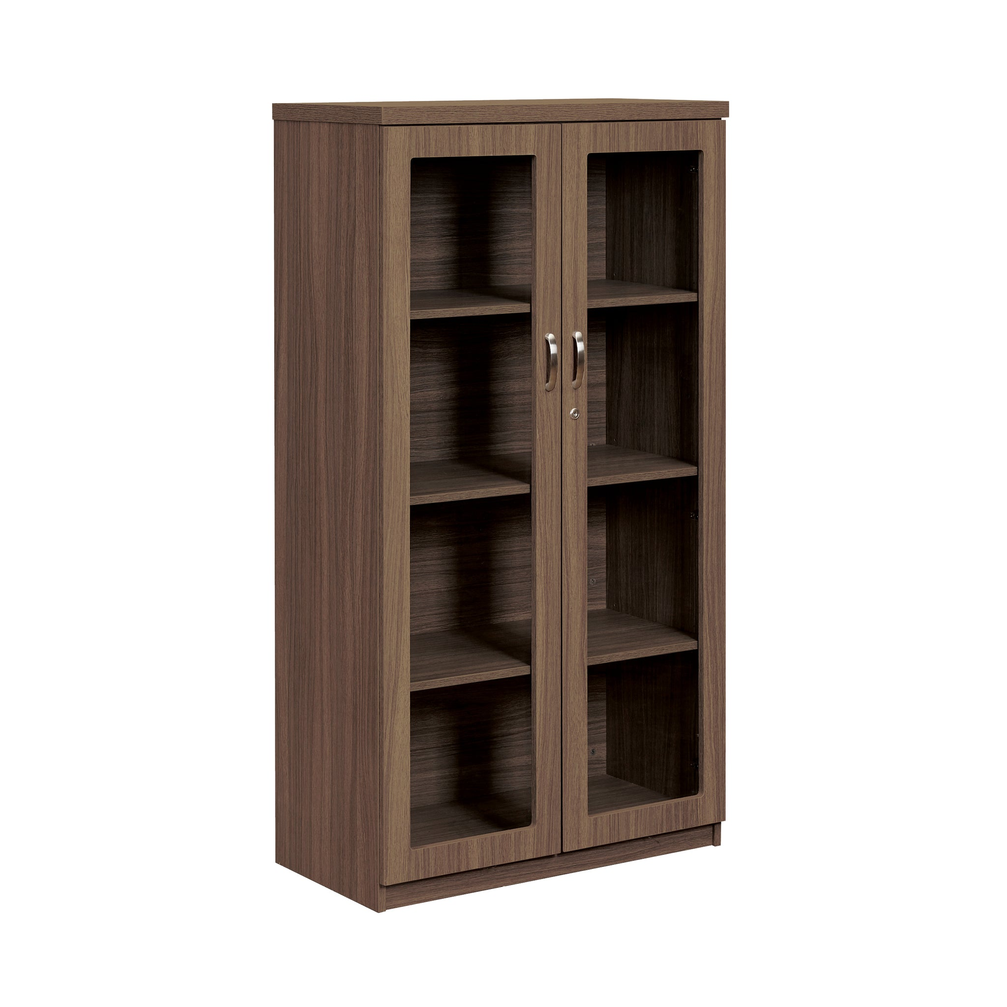 Hedcor Cobalt 32 Bookcase glass inlay