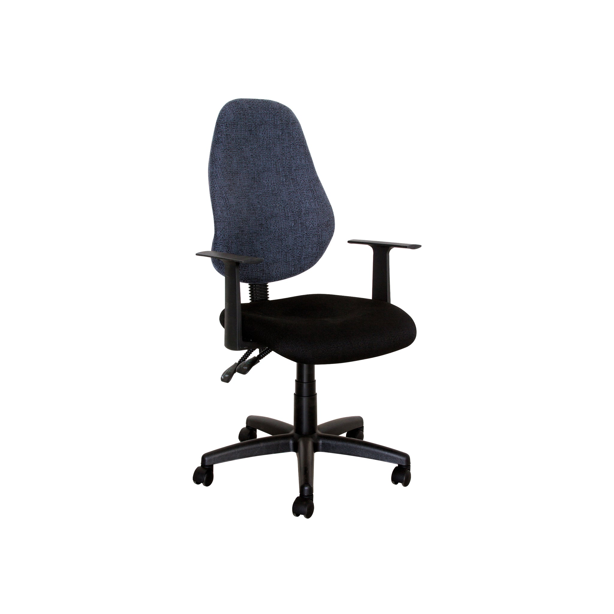 Hedcor Lucea operator with arm office chair