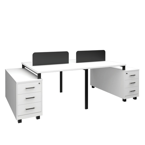 hedcor melanite 4 way workstation