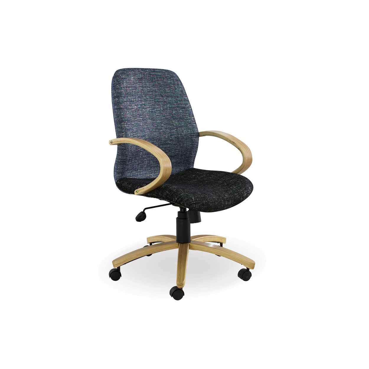 Hedcor Morant Wood mid back office chair