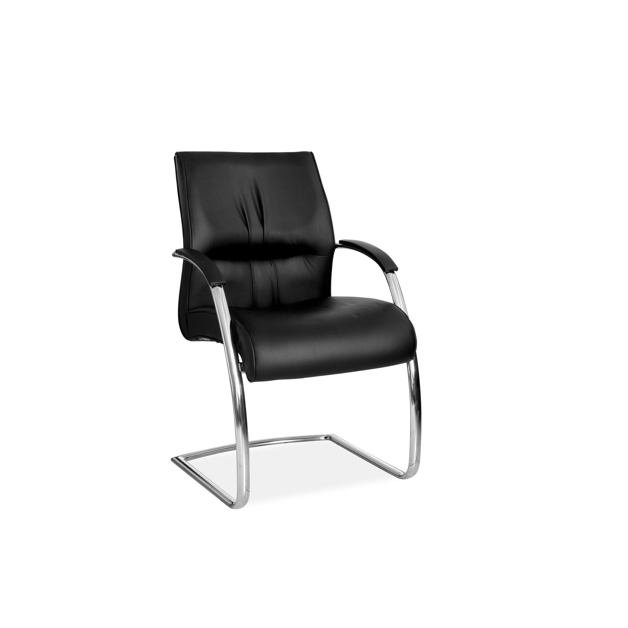 Hedcor Salvador Chrome office visitors chair