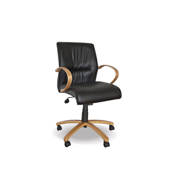 Hedcor Salvador mid back office chair