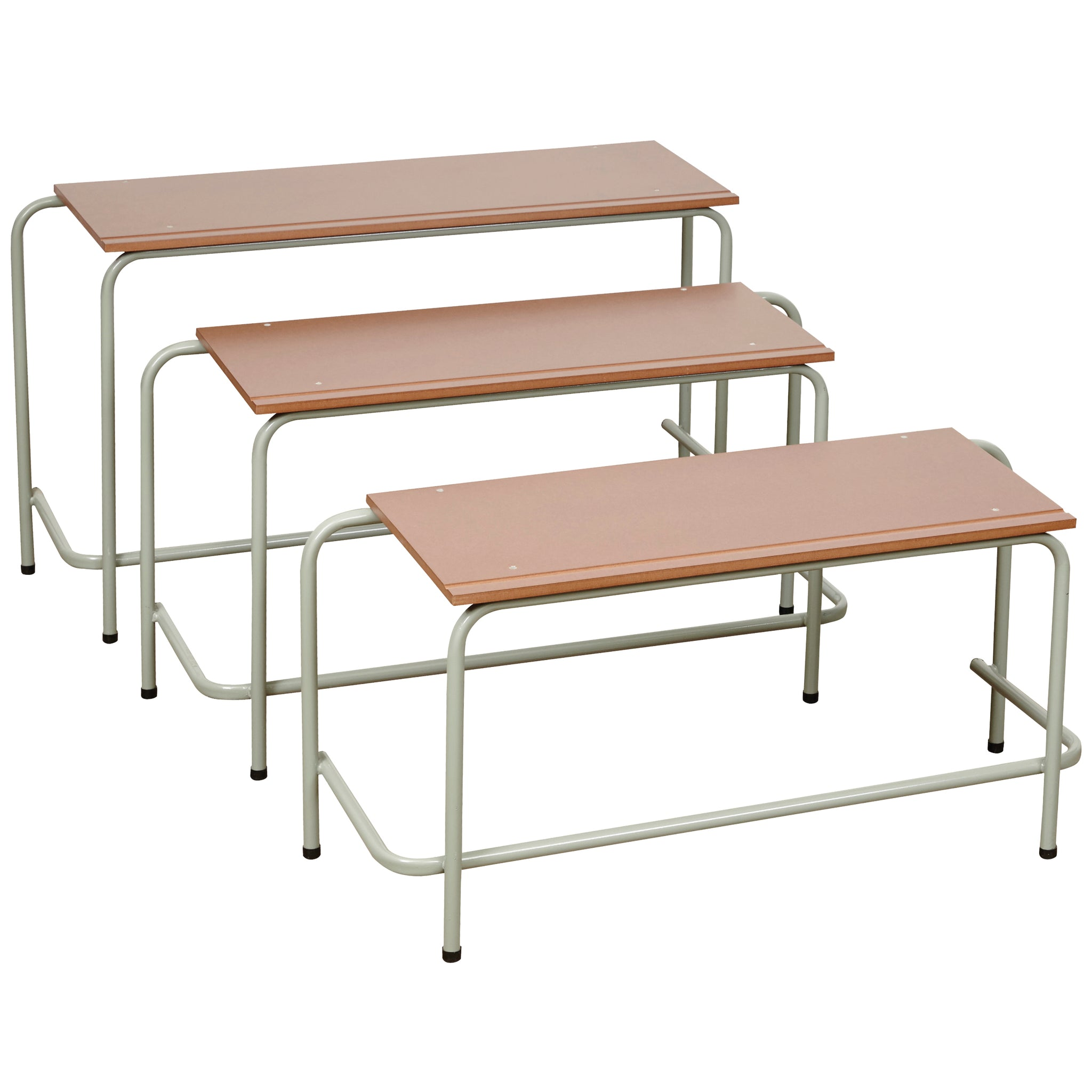 Hedcor School Table Double MDF
