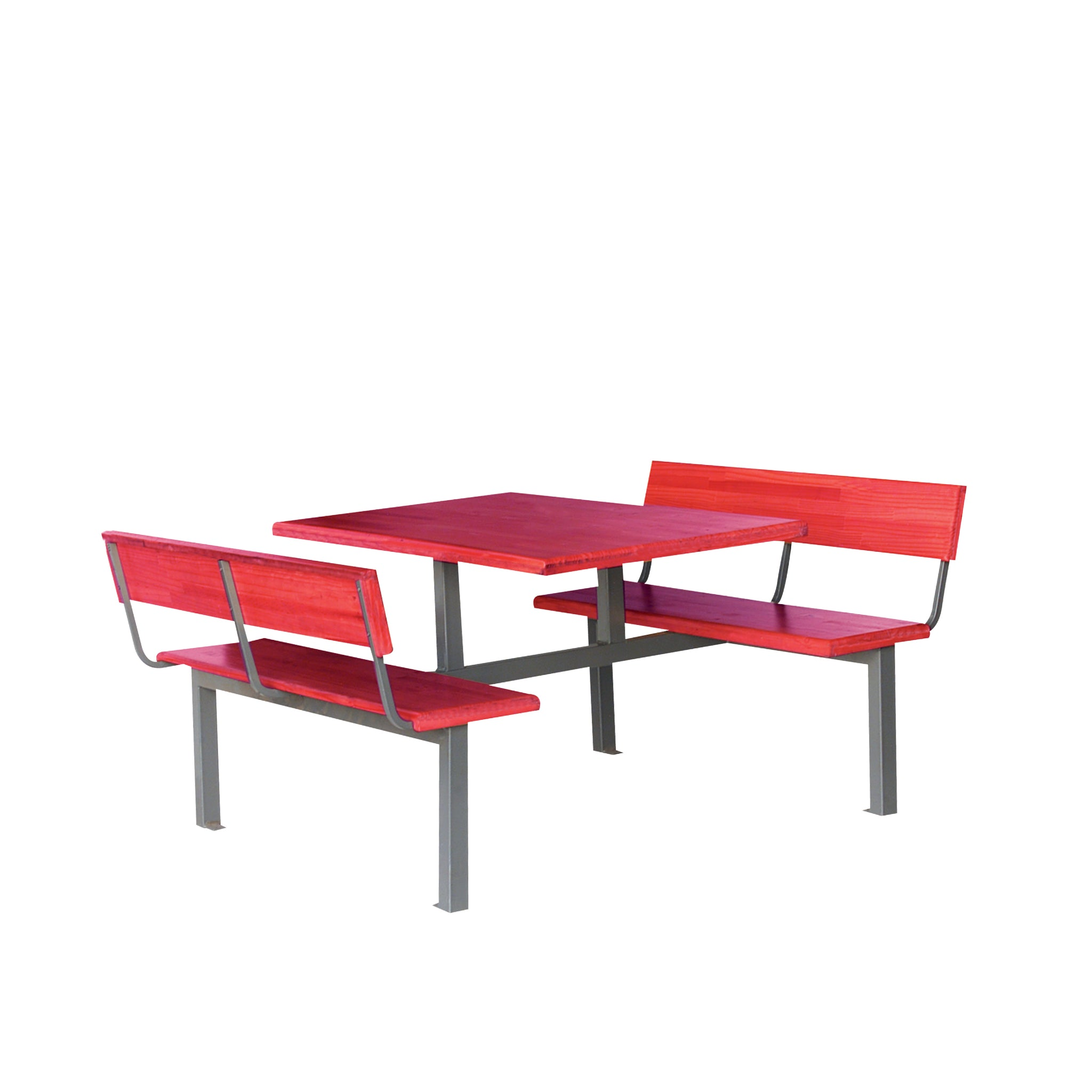 Hedcor Fixed Seating Set