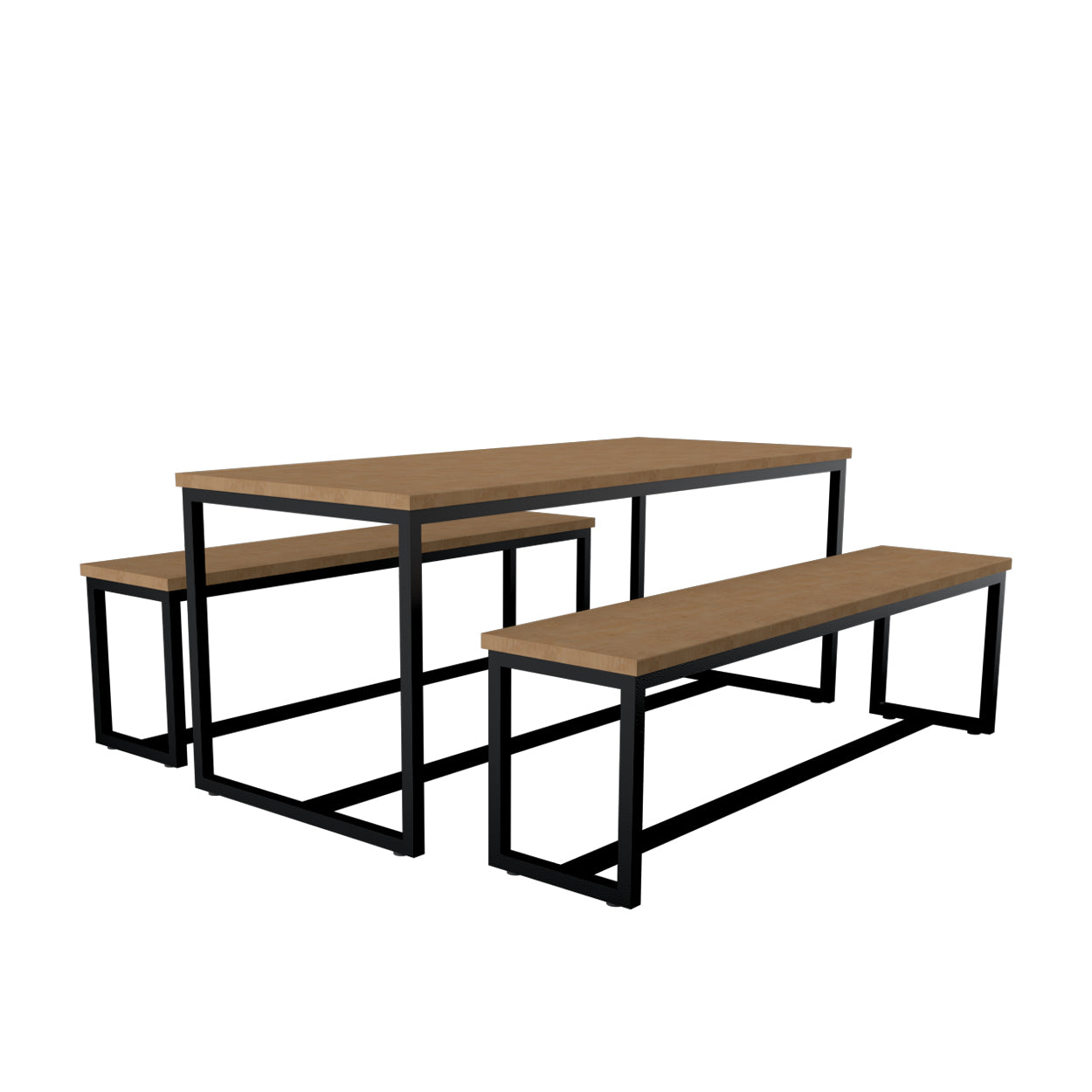 Hedcor Social Bench