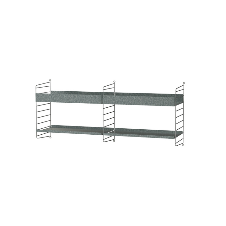 String - Outdoor Wall Shelving