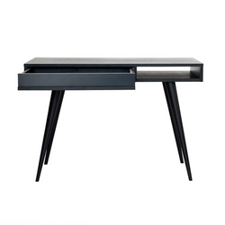 Celine Desk - Black Stain