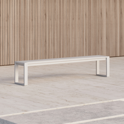 Eos Communal Bench - 2 Colours Available