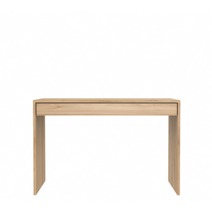 Oak Wave Desk