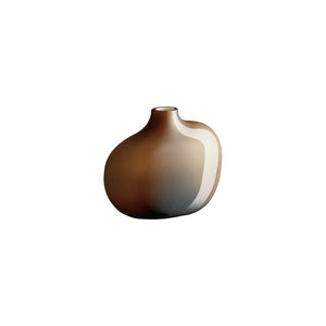 Sacco Glass Vase 01 - Brown