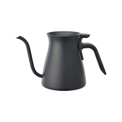 Pour Over Kettle Black