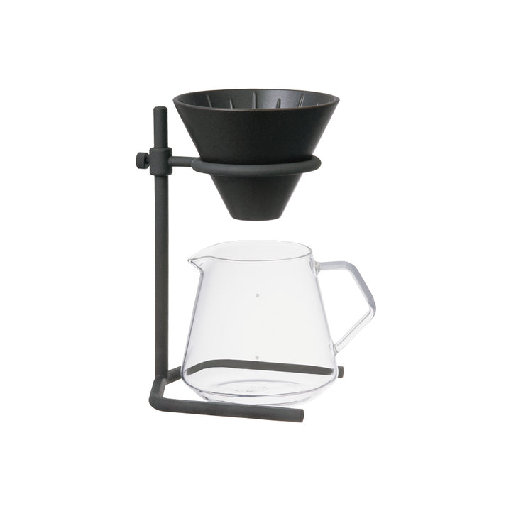SCS 4 Cup Brewer & Stand