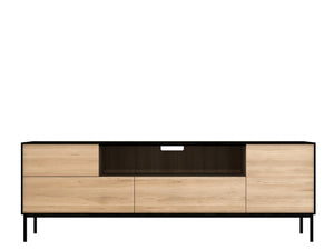 Oak Blackbird TV Unit