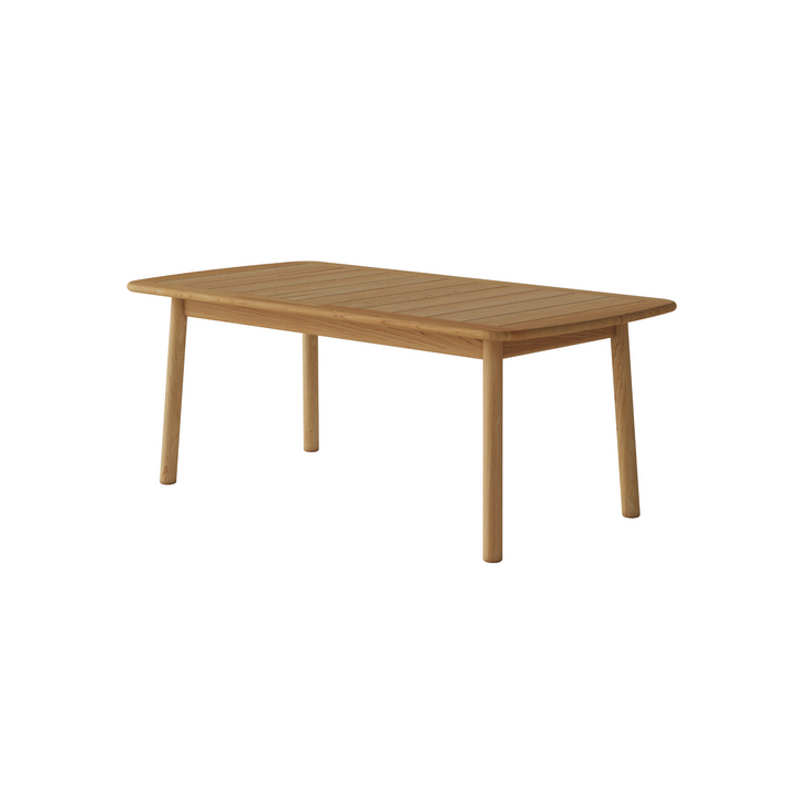 Tanso Teak Rectangular Table - 2 Sizes Available