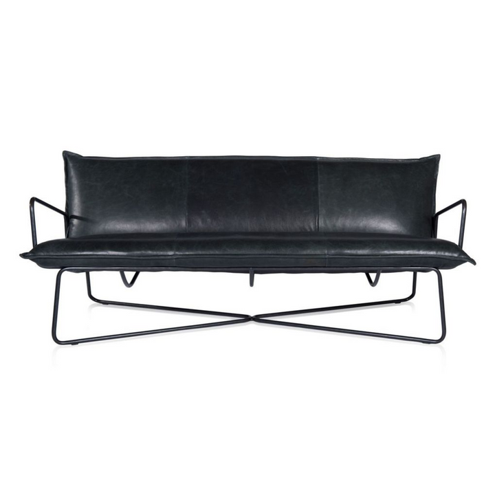 Earl Leather Sofa