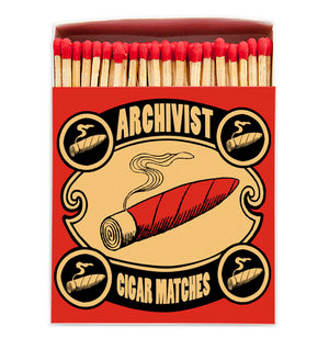 Cigar Matches Matchbox